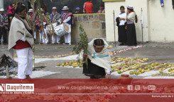 Pueblos originarios celebraron el Inti Raymi.