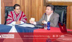 Coop. Daquilema, Auspiciante Oficial de las fiestas de Riobamba 2016