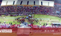 Clamor por Riobamba y Chimborazo 2, reunió a 10 mil almas.