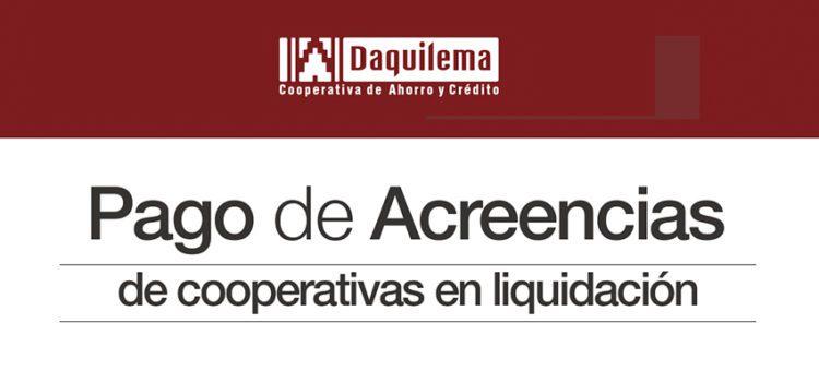 """PAGO DE ACREENCIAS – COAC """"ESPERANZA Y DESARROLLO"""""""