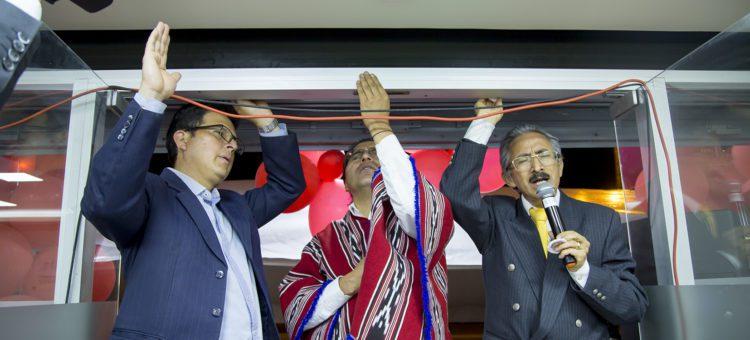 Reinauguración de la Agencia Quito Norte