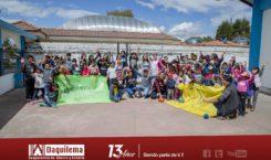 """Cooperativa Daquilema, desarrolla el campamento vacacional """"Ser como tú"""